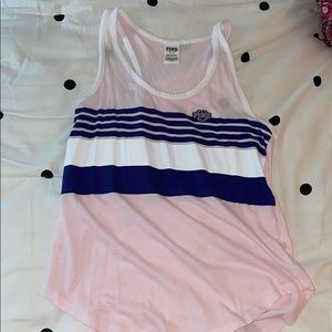 Pink (Victoria Secret) Tank Top